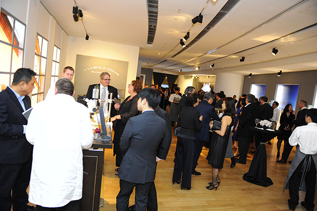 2013 02 A Lange & Sohne Flagship Boutique Opening News1