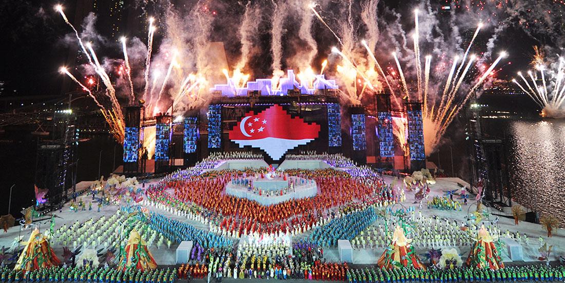2012 08 Singapore National Day Parade 2012 Menu