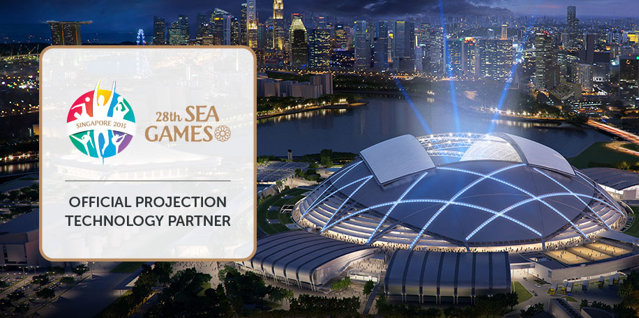 2015 06 Appointed As Official Projection Technology Partner for SEAG Menu