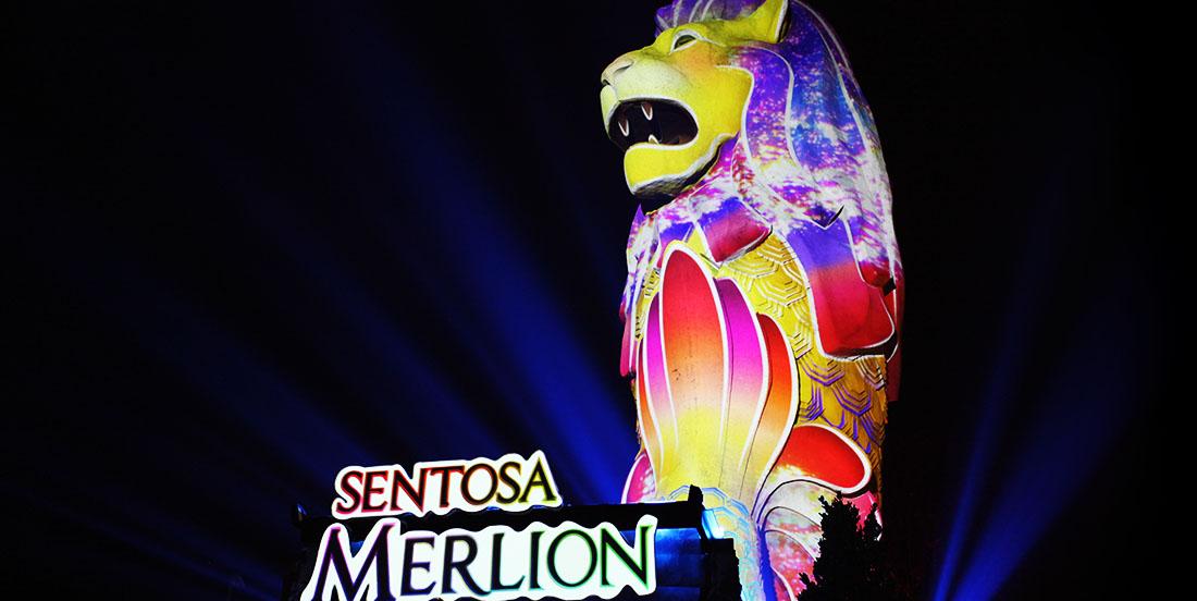 2016 03 Merlion Magic Lights 1st Edition Fun Menu