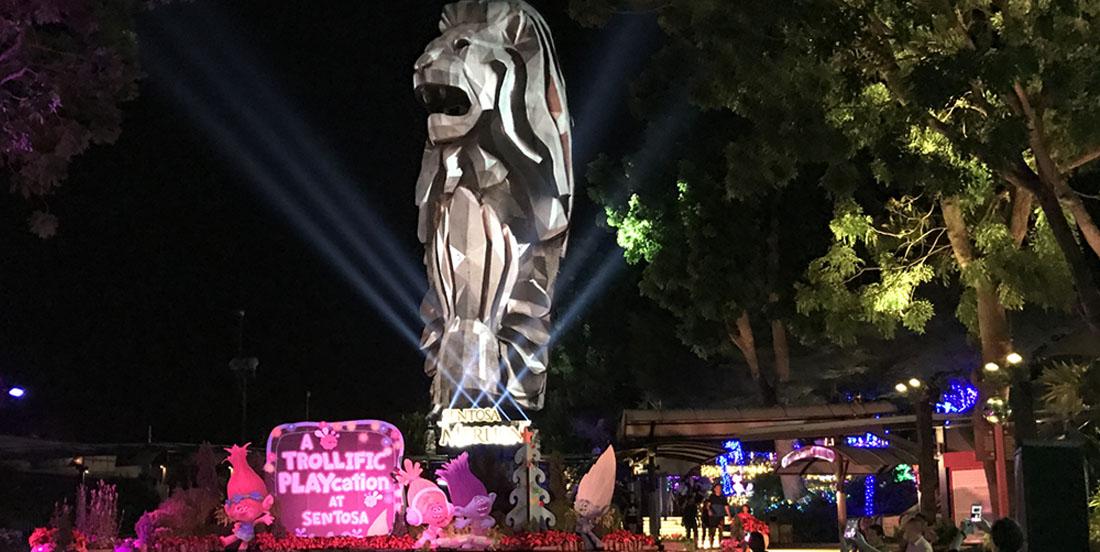 2016 11 Merlion Magic Lights 3rd Edition Menu